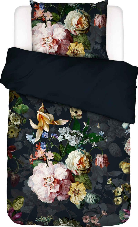 Wendebettwäsche »FLEUREL«, Essenza, mit floralem Design