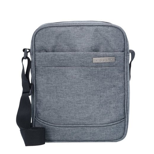 D&N Umhängetasche »Bags & More«, Polyester