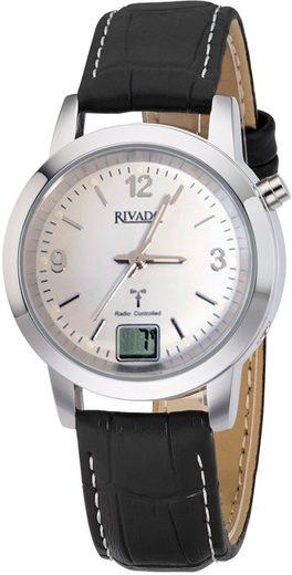 RIVADO Funkuhr »RILS-10534-12L«