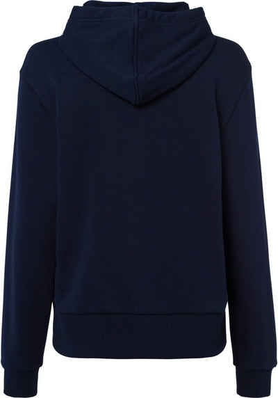 Lacoste Kapuzensweatshirt mit großem Lacoste-Print auf der Brust