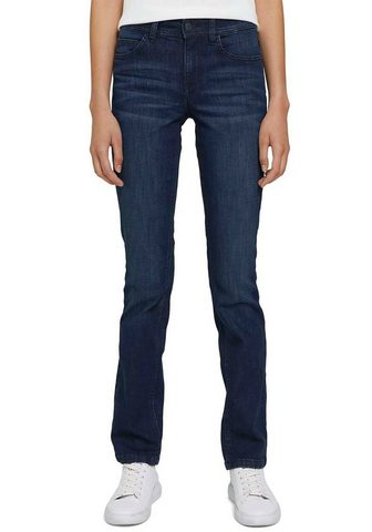 TOM TAILOR Straight-Jeans in gerader
