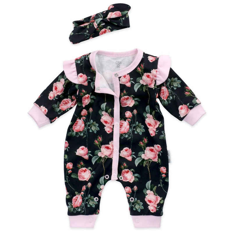Baby Sweets Strampler »Overall Lieblingsstücke« (1-tlg)