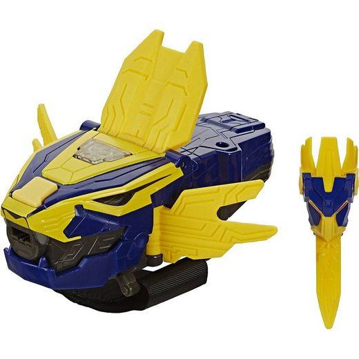 Hasbro Actionfigur »Elektronische Power Rangers Beast Morphers Beast-X«