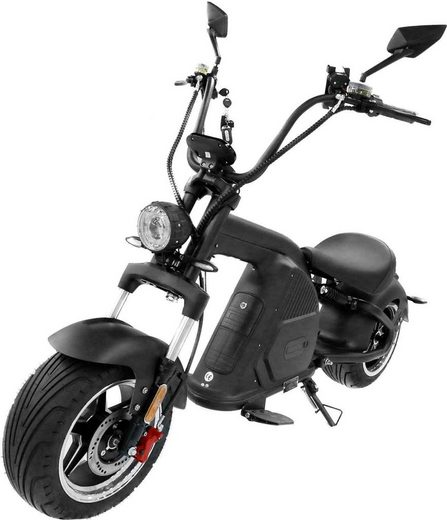 SXT Scooters E-Motorroller »SXT Grizzy«, 2700 W, 45 km/h
