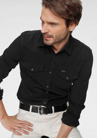 Lee ® Jeanshemd »Western Shirt«