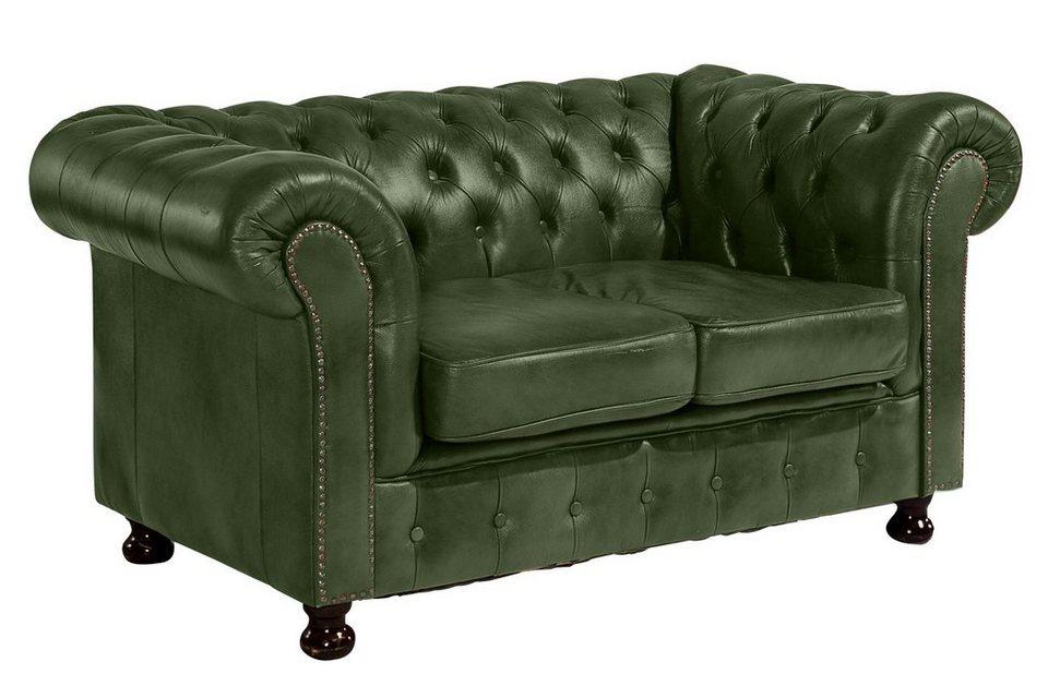 heine home Sofa im klassisch englischen Club-Stil, Bezug ...