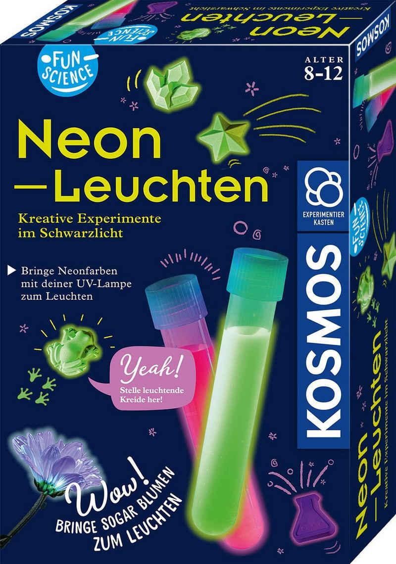 Kosmos Experimentierkasten »Fun Science – Coole Neonleuchten«
