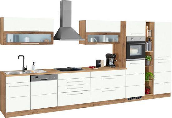 HELD MÖBEL Küchenzeile »Wien«, ohne E-Geräte, Breite 440 cm