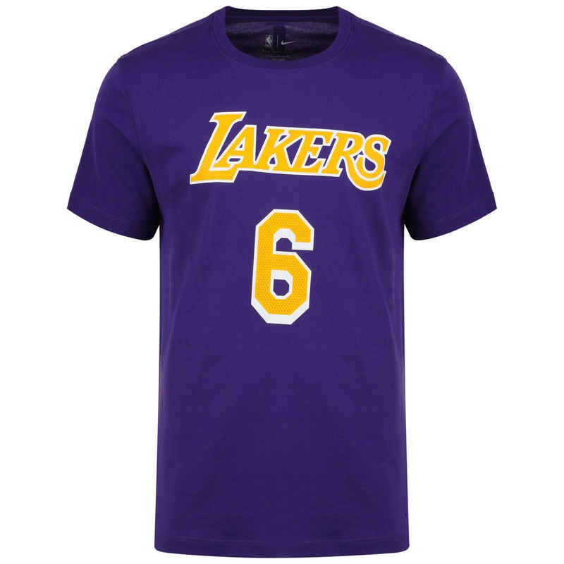 Nike T-Shirt »Nba Los Angeles Lakers Statement Lebron James«