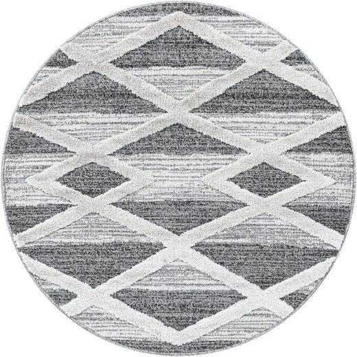 Teppich »PISA 4709«, Ayyildiz, rund, Höhe 20 mm
