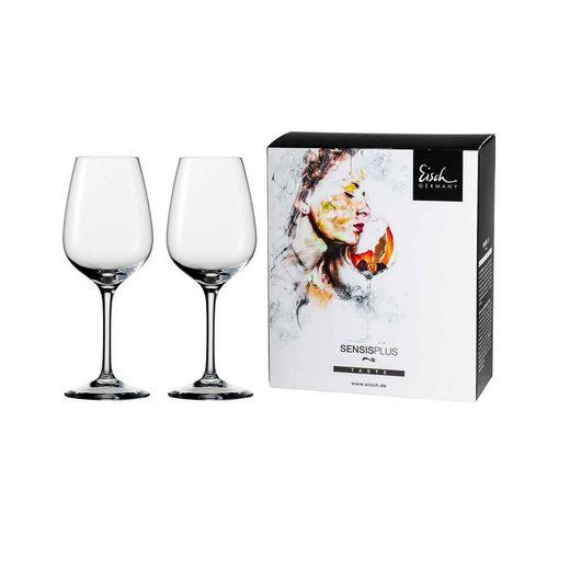 Eisch Weißweinglas »Superior SensisPlus Weißweinglas 2er Set« (2-tlg)