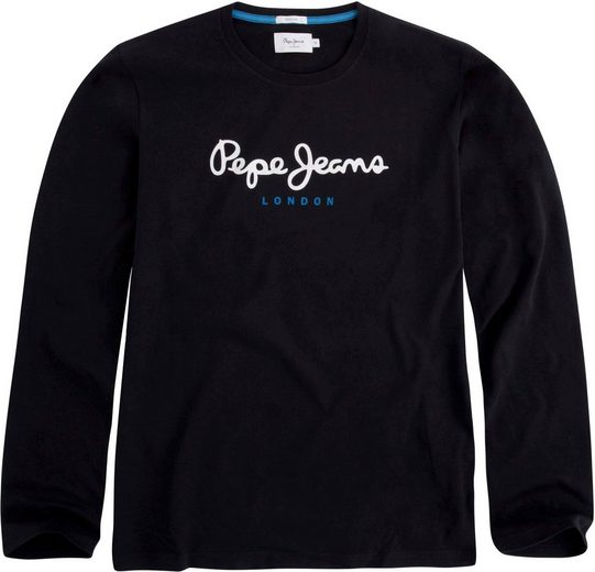 Pepe Jeans Langarmshirt »EGGO LONG«
