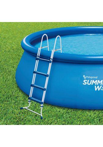 SummerWaves Poolleiter dėl Aufstellbecken