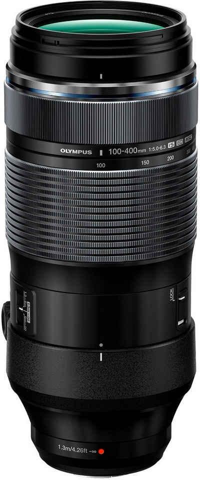 Olympus »M.Zuiko Digital ED 100-400 mm F5,0-6,3 IS« Objektiv