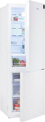 Samsung Kühl-/Gefrierkombination RL34T600CWW, 185,3 cm hoch, 59,5 cm breit