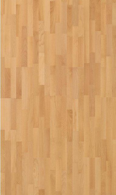 PARADOR Parkett »Classic 3060 Natur - Buche| lackiert«| 2200 x 185 mm| Stärke: 13 mm| 3|66 m² | Baumarkt > Bodenbeläge > Parkett | Braun | PARADOR