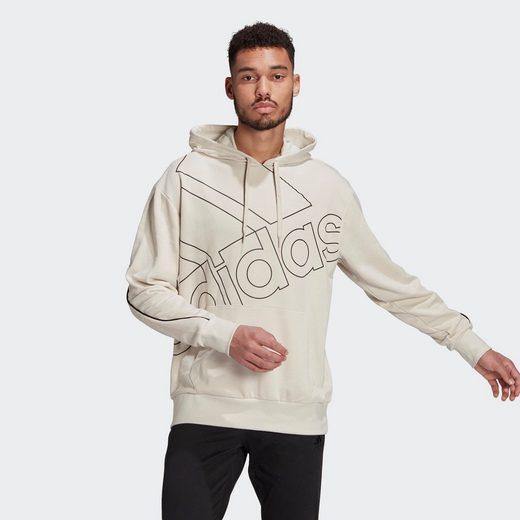 adidas Performance Hoodie »Giant Logo Hoodie – Genderneutral«