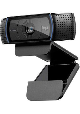 Logitech »C920 HD PRO« Webcam (Full HD)