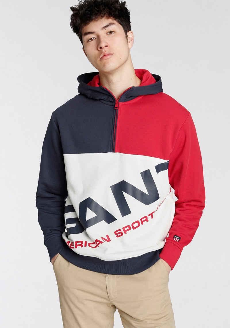 Gant Kapuzensweatshirt »Colorblocking«