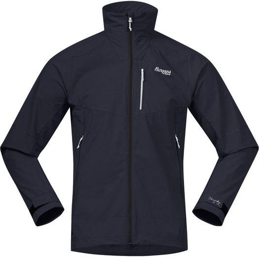 Bergans Outdoorjacke »Slingsby LT Softshell Jacke Herren«