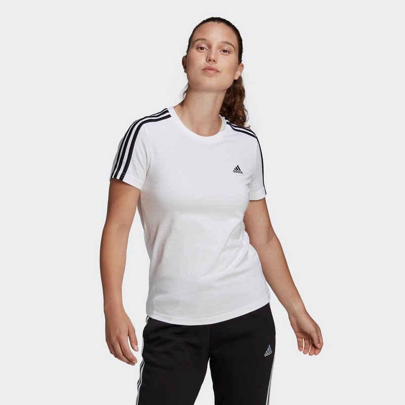 adidas Performance T-Shirt »ESSENTIALS SLIM T-SHIRT«