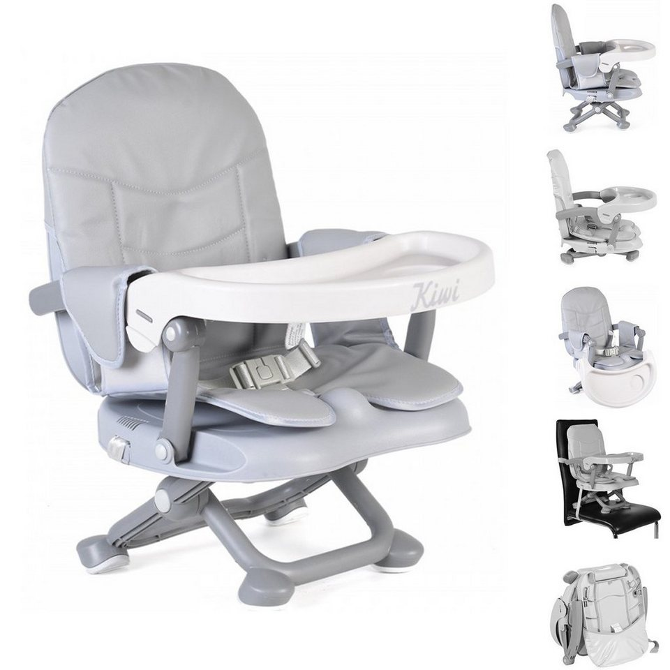 One2Stay Faltbarer Kinderhochstuhl Babys Stuhl Sitz Kinderstuhl Kinder Essen