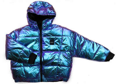 DKNY Steppjacke »DKNY KIDS Jacke Winter Wendejacke lila blau«