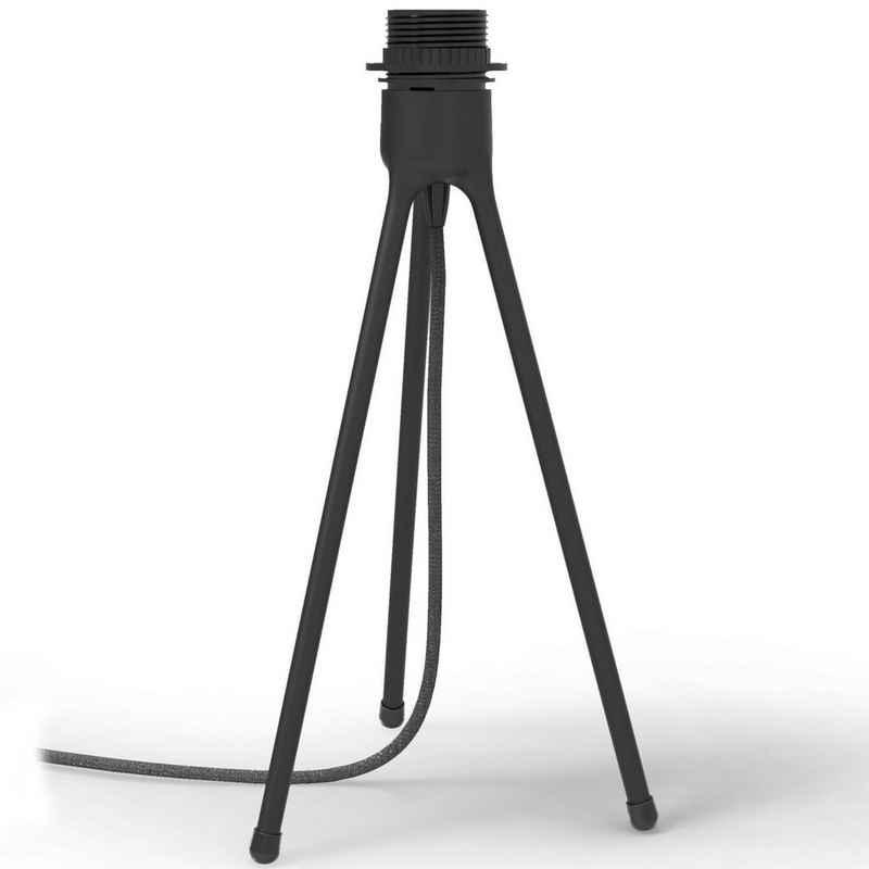 Umage Deckenleuchte »Umage / VITA Tripod Table Dreibein-Stativ mit Textilkabel E27 schwarz 19 x 19 x 36 cm Lampe«
