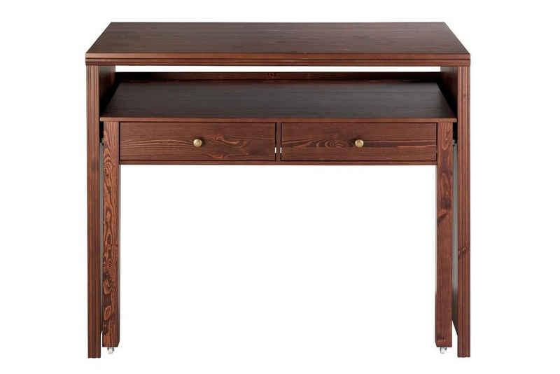 Schreibtisch oder Konsole