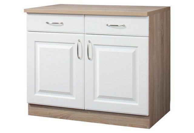 Küchenschränke - wiho Küchen Unterschrank »Tilda« in 2 Tiefen  - Onlineshop OTTO
