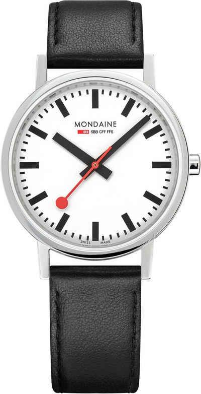 MONDAINE Schweizer Uhr »Classic, A660.30314.11SBB«
