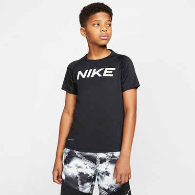Nike Trainingsshirt »Nike Pro Big Kids' (boys) Short-sleeve Training Top«