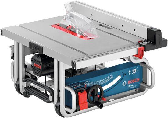 Bosch Professional Tischkreissäge »GTS 10 J«, 254 mm