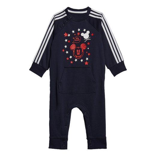 adidas Performance Trainingsanzug »Mickey Mouse Einteiler«