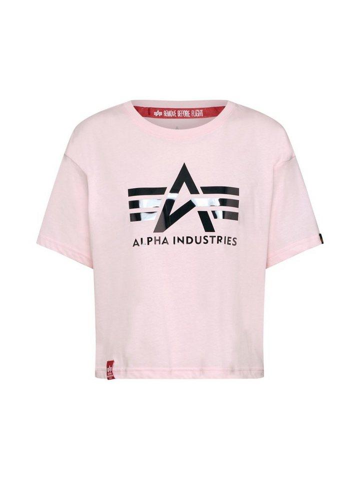 Alpha Industries Rundhalsshirt 187 Big A T Wmn 171 Otto