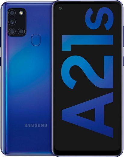 Samsung Galaxy A21s Smartphone (16,63 cm/6,5 Zoll, 32 GB Speicherplatz, 48 MP Kamera)