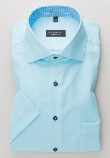 Eterna Businesshemd »COMFORT FIT« Kurzarm Hemd