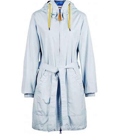 Finside Windbreaker »Finside Karelia Wind-Jacke lang geschnittene Damen Outdoor-Jacke Funktions-Jacke Hellblau«