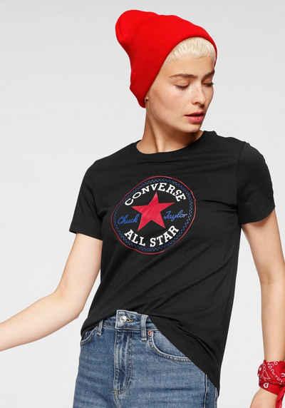 Converse T-Shirt »CHUCK PATCH CLASSIC TEE«