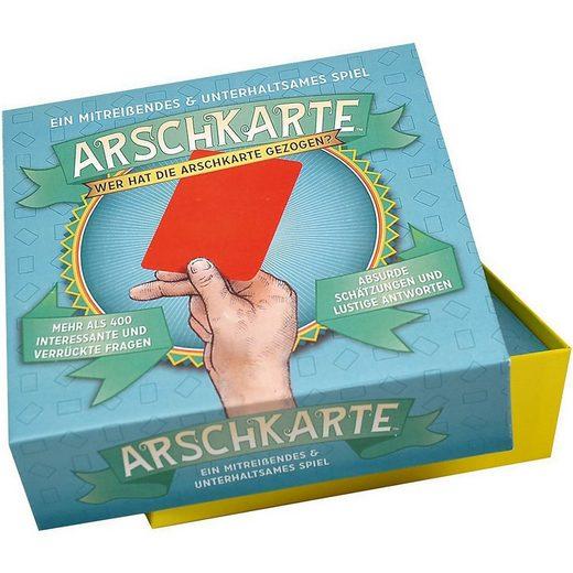 Pegasus Spiel, »Arschkarte - Wer hat die Arschkarte gezogen«