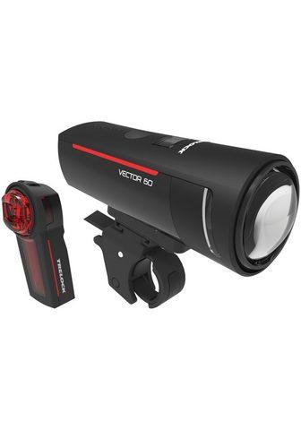 Trelock Fahrradbeleuchtung »LS 600 I-GO VECTOR...