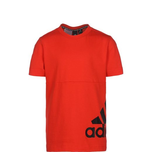 adidas Performance Trainingsshirt »Must Haves Badge Of Sport Big Logo«