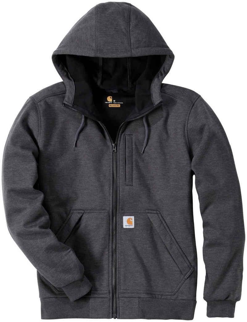 Carhartt Kapuzensweatshirt »Wind Fighter« wasserabweisende Sweatshirtjacke