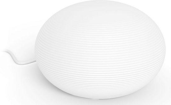 Philips Hue LED Tischleuchte »White & Col. Amb. Flourish weiß 806lm«