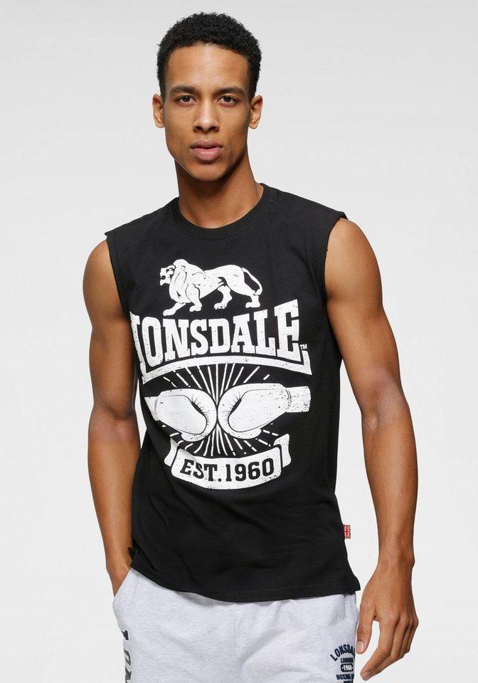 lonsdale -  Tanktop »CLEATOR«