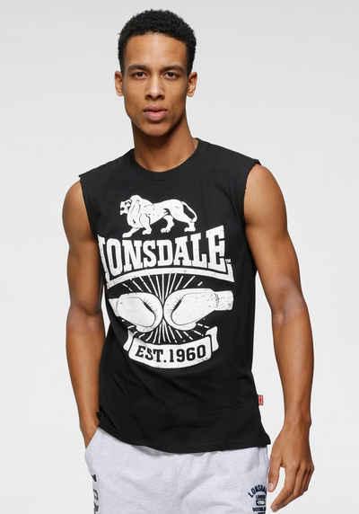 Lonsdale Herren Tanktop Pilton