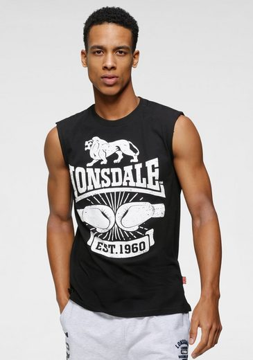 Lonsdale Tanktop »CLEATOR«
