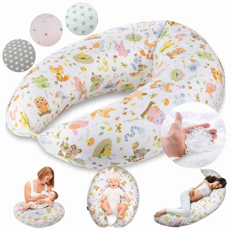 Smoothy Stillkissen »Schwangerschaftskissen«, Seitenschläferkissen, Lagerungs-Kissen
