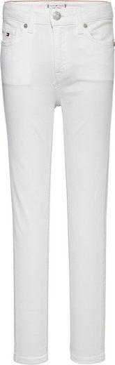 TOMMY HILFIGER Stretch-Jeans »SYLVIA SKINNY« in schmaler Skinny-Form