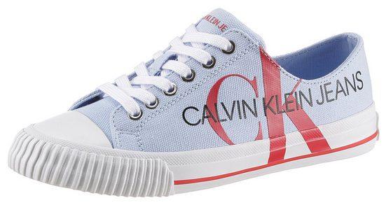 Calvin Klein »Demianne« Sneaker mit plakativen Logoprint